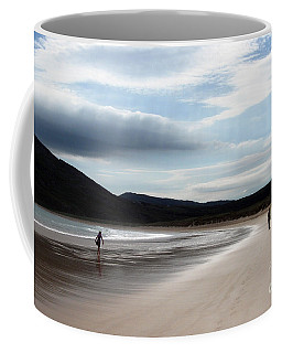 Two On A Beach Coffee Mug