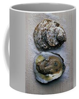 Two Oysters Coffee Mug
