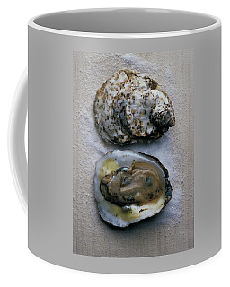 Two Oysters Coffee Mug
