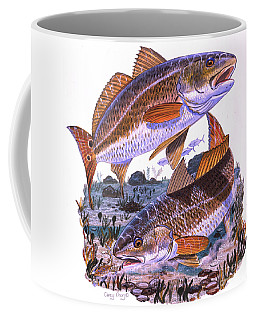 Two Reds Coffee Mug