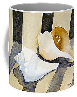 Two Shells Coffee Mug