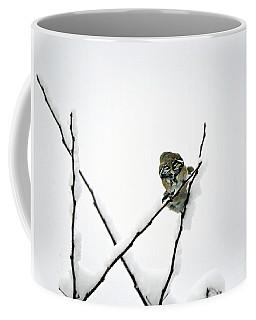 Two Sparrows Coffee Mug