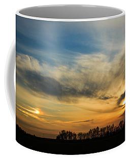 Two Suns Over Kentucky Coffee Mug