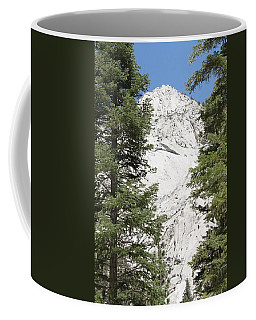 Two Trees And The Peak Coffee Mug
