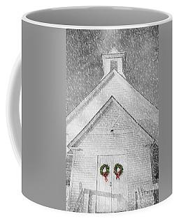 Two Wreaths Coffee Mug