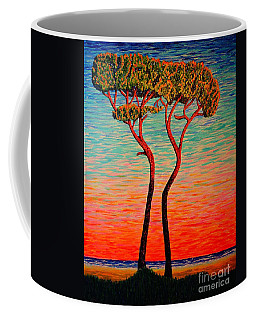 Two.sunrise. Coffee Mug