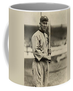 Ty Cobb  Poster Coffee Mug