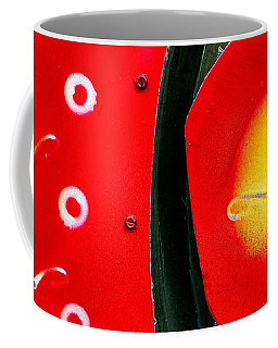 Tybee Island Art Coffee Mug