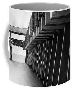 Tybee Island Pier Coffee Mug