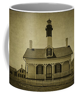 Tybee Lighthouse Coffee Mug by Priscilla Burgers