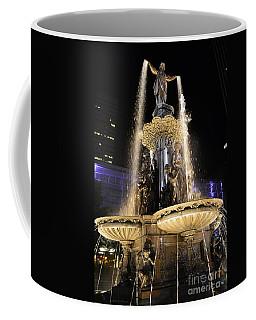 Fx9u-1250 Tyler Davidson Fountain Photo Coffee Mug