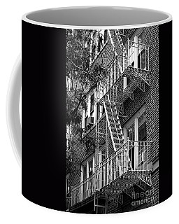 Typical Building Of Brooklyn Heights - Brooklyn - New York City Coffee Mug