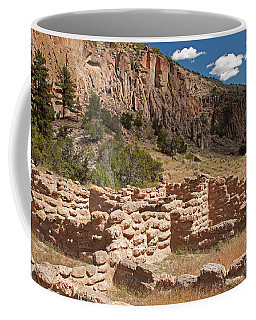 Tyuonyi Bandelier National Monument Coffee Mug