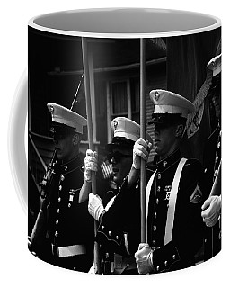 U. S. Marines - Monochrome Coffee Mug