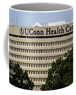 University Of Connecticut Uconn Health Center Coffee Mug