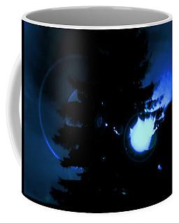 Ufo Landing Coffee Mug