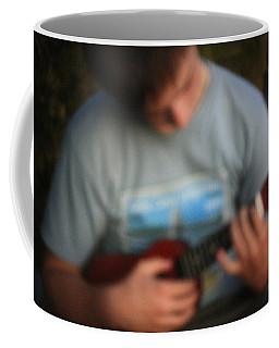 Uke Player Coffee Mug