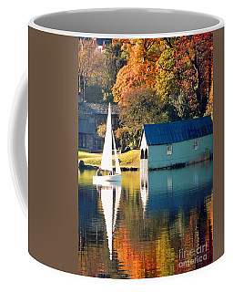 Ullswater Coffee Mug by Linsey Williams