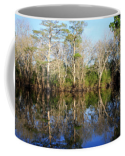 Ultimate Reflection Coffee Mug by Debra Forand