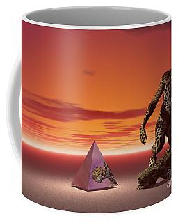 Ultimatum - Surrealism Coffee Mug