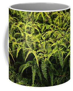 Uluhe Fern II Coffee Mug