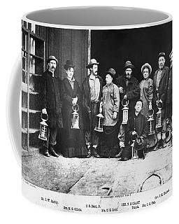 Ulysses S. Grant Visits Mine Coffee Mug