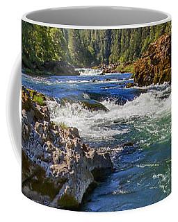 Umpqua River Coffee Mug
