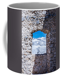 A Window On The World Coffee Mug