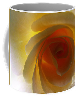 Coffee Mug featuring the photograph Unaltered Rose by Robyn King
