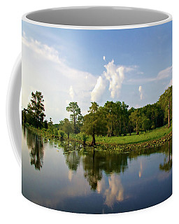 Uncertain Reflection Coffee Mug
