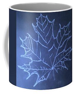 Uncertaintys Leaf Coffee Mug