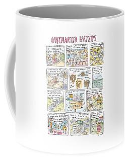 'uncharted Waters' Coffee Mug