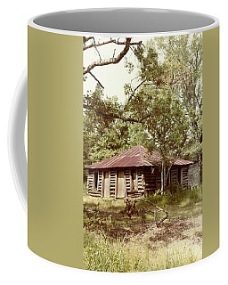 Uncle Toms Cabin Brookhaven Mississippi Coffee Mug by Michael Hoard