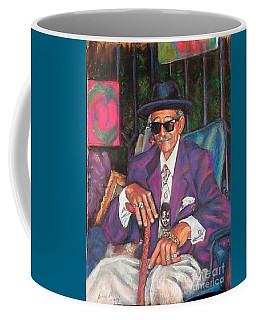 Uncle With Time On His Hands Coffee Mug