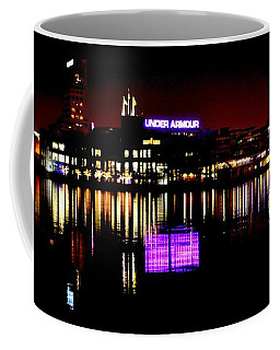 Under Armour At Night Coffee Mug