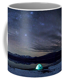 Under Big Skies Coffee Mug