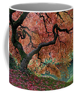 Under Fall's Cover Coffee Mug