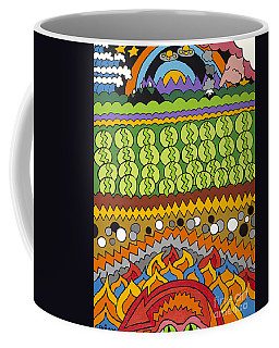 Under Foot Coffee Mug