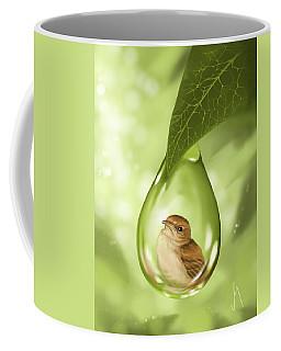 Under Protection Coffee Mug by Veronica Minozzi