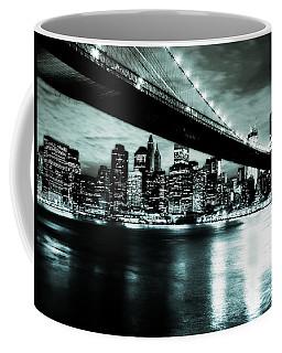 Under The Bridge Coffee Mug by Pennie  McCracken