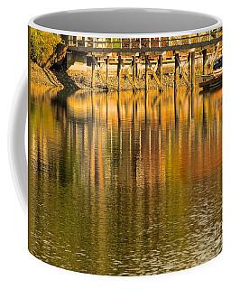 Under The Dock Coffee Mug