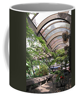 Under The Dome Coffee Mug by David Trotter