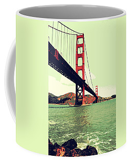 Under The Golden Gate Coffee Mug