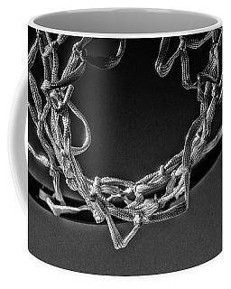 Under The Hoop Coffee Mug