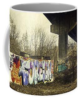 Under The Locust Street Bridge Coffee Mug