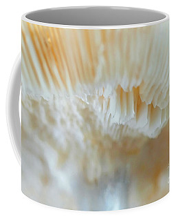 Under The Mushroom Coffee Mug by Rudi Prott