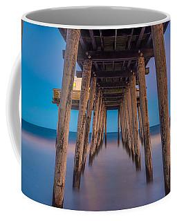 Under The Pier - Wide Version Coffee Mug