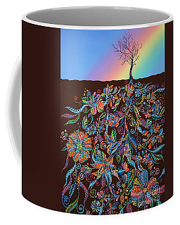 Under The Rainbow Coffee Mug