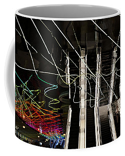 Underground O'hare Coffee Mug by Joe Bonita