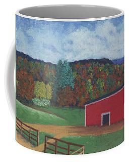 Undermountain Autumn Coffee Mug